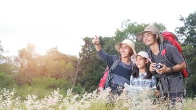 Perhatikan Hal Ini agar Anak Nyaman Saat Diajak Traveling