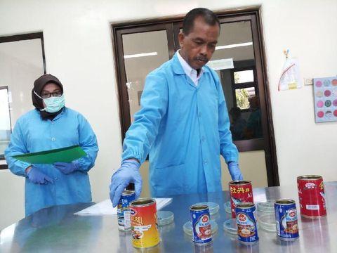 Produk yang diteliti BBPOM Surabaya