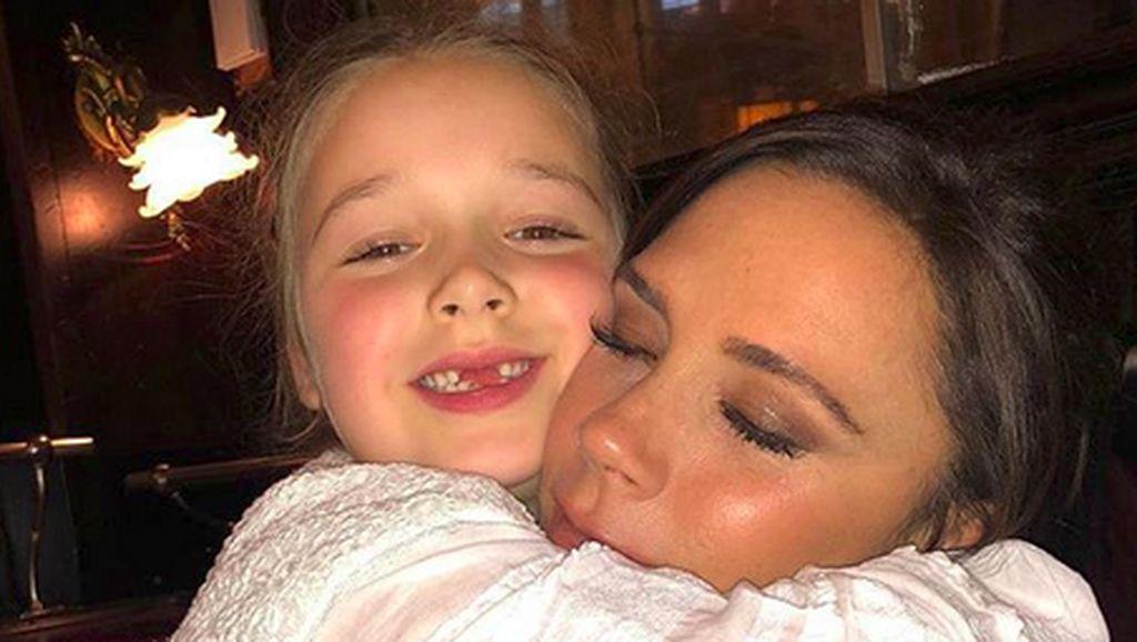 Pesan Penyemangat dari Victoria Beckham untuk Putrinya