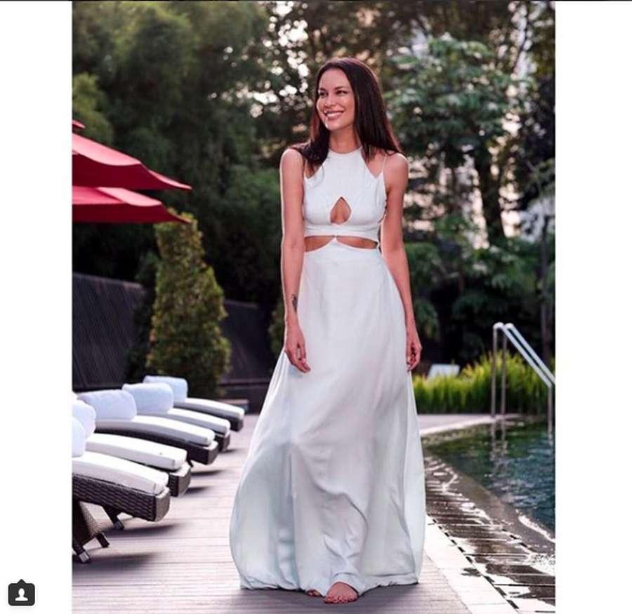 Sophia Latjuba Foto Bareng 2 Putrinya, Netizen: Seperti Kakak Adik