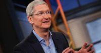 Trump Bertemu CEO Apple, Bahas Dampak Perang Dagang?