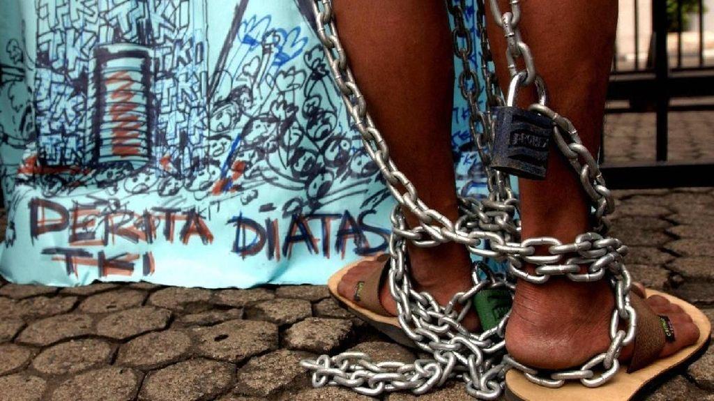 Majikan Penyiksa TKI di Malaysia Divonis 8 Tahun Penjara