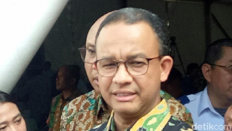 Anies Tetap Yakin Pertumbuhan Ekonomi DKI 7% pada 2022