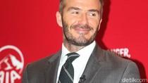Beckham Akhirnya Pegang Medali Piala Dunia.... Punya Mbappe