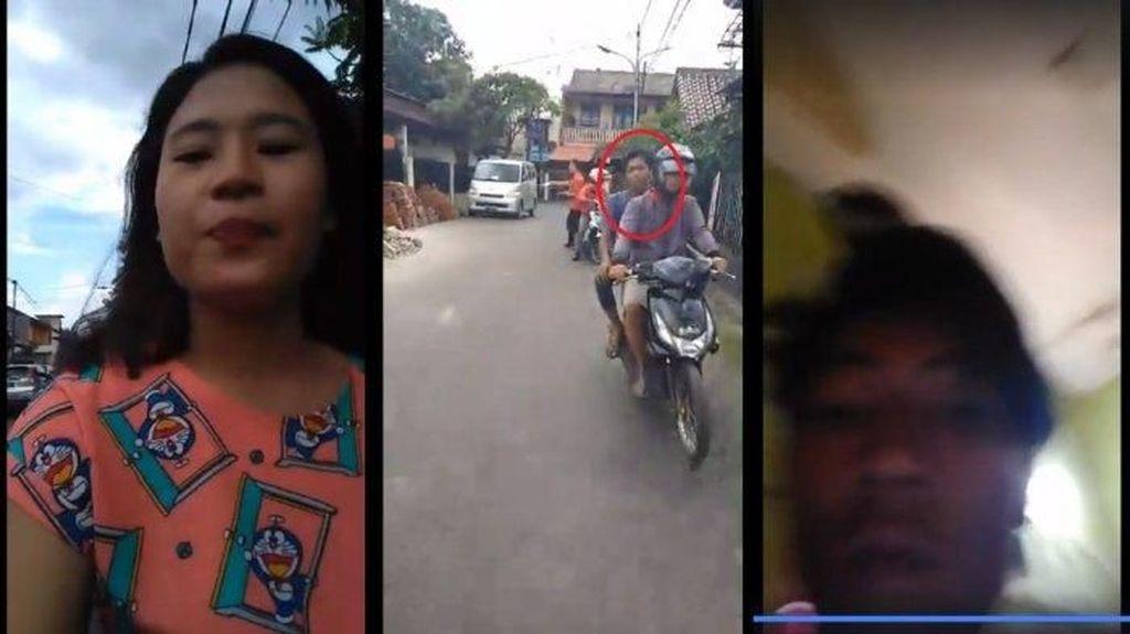 Jambret Ponsel di Jateng Terciduk Saat Korban Live di Facebook