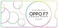 Catat! Ini Jadwal Peluncuran Oppo F7 di Indonesia
