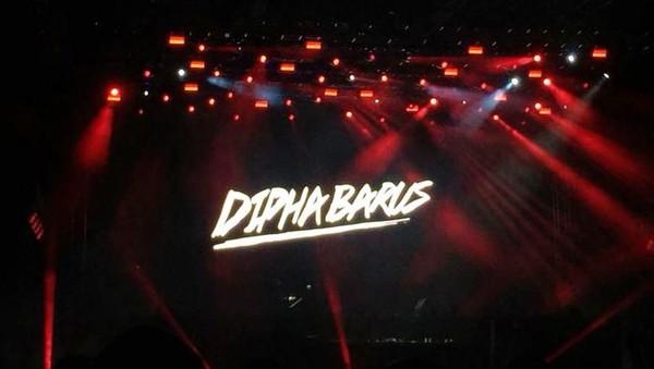 Dipha Barus Jadi Penampil Favorit Milenial di Synchronize Fest 2018