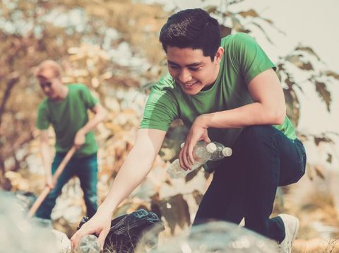 Kebiasaan orang sukses: jadi sukarelawan.