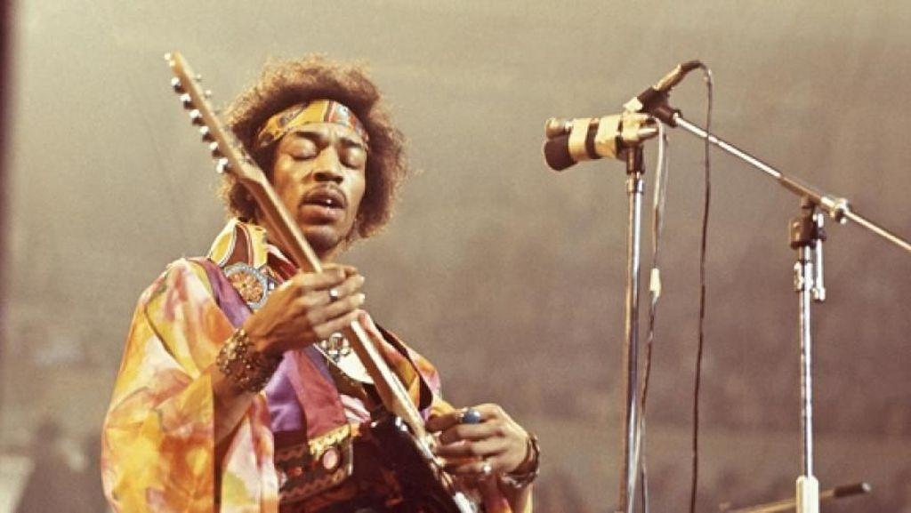 Merayakan 50 Tahun Electric Ladyland Karya Jimi Hendrix