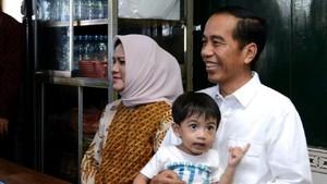 Foto: Long Weekend ala Presiden Jokowi