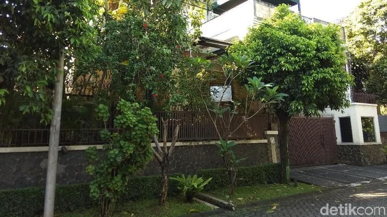 Penampakan Rumah Rp 8,5 M Emirsyah Satar yang Disita KPK