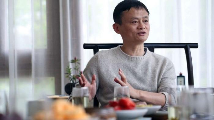 Jack Ma merupakan seorang pengusaha sekaligus pendiri dari Alibaba Group, perusahaan e-commerce terbesar di China. Dia merupakan salah satu orang paling kaya di China dan Asia. Foto: Istimewa