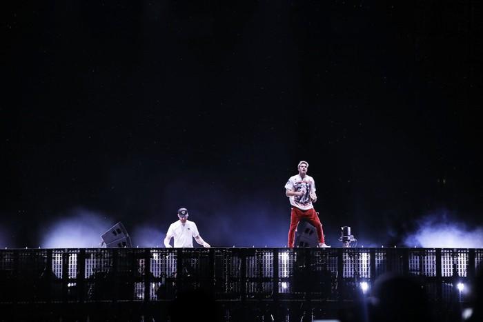 The Chainsmokers konser di Jakarta