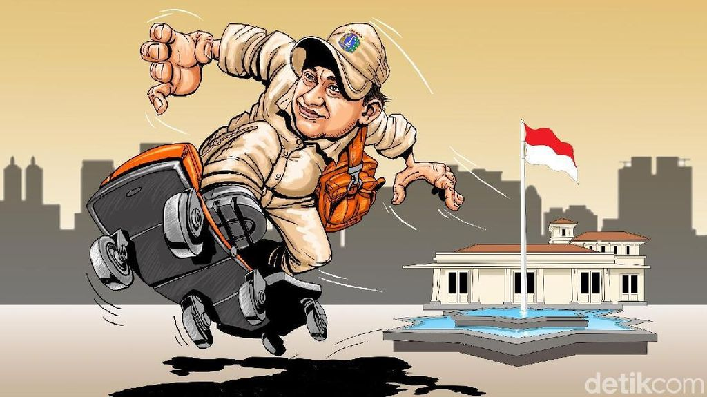 Mimpi Anies Ikuti Jejak Jokowi