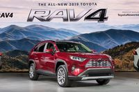 Toyota RAV4 Model 2019.