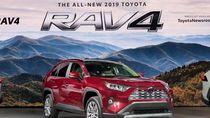 Bukan MPV Seperti Avanza, Mobil Paling Laku di Dunia adalah SUV