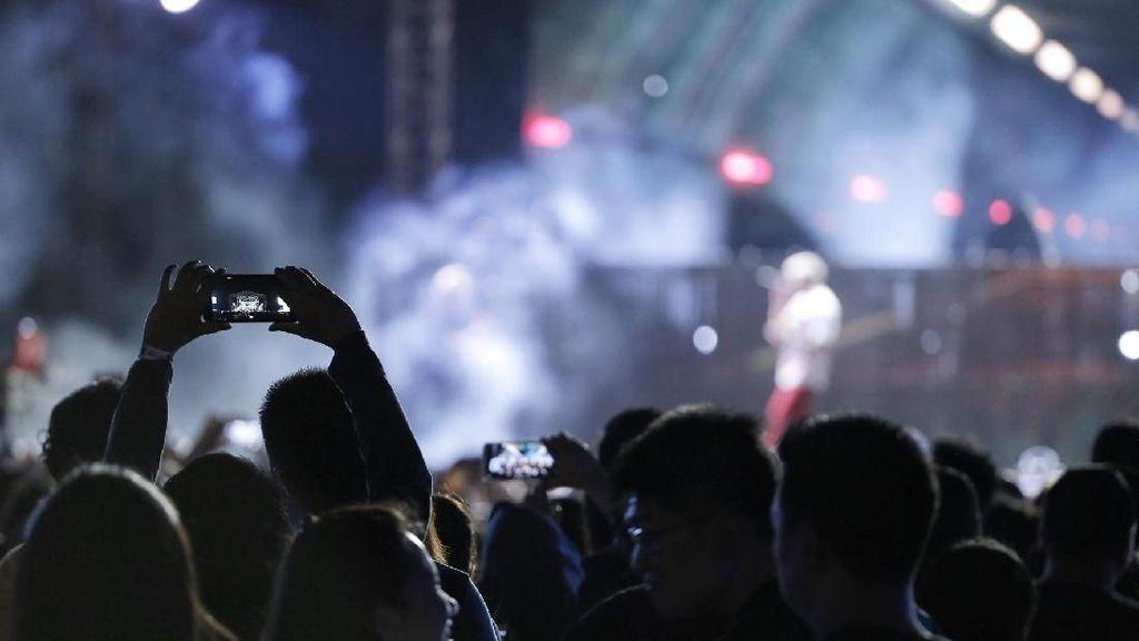 Protokol COVID-19 dari Menkes untuk Konser di Indonesia