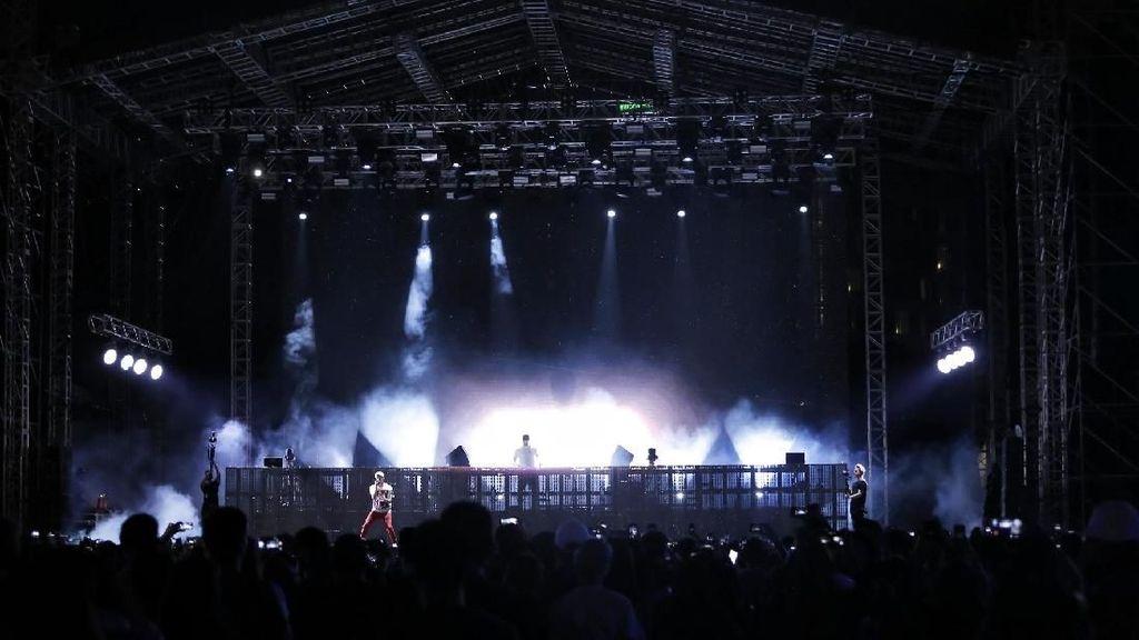 4 Orang Jadi Korban Penikaman di Festival Musik London