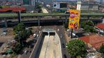 Melihat Proyek Underpass Mampang yang Hampir Kelar