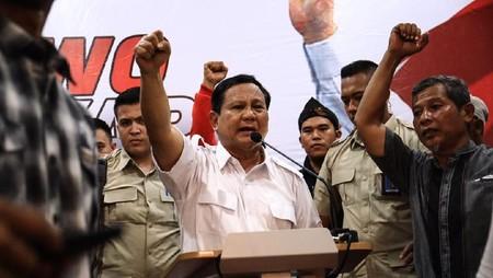 Pesan dan Gerilya Prabowo ke Daerah Jelang Pencoblosan Pilkada