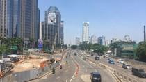 H-3 Lebaran, Kemacetan di Jakarta Berkurang 30 Persen
