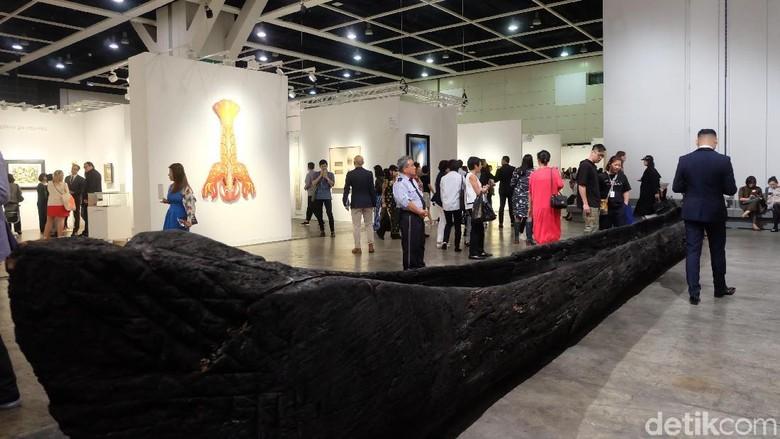 3 Galeri Seni Indonesia akan Pamer Karya di Art Basel Hong Kong Foto: Tia Agnes Astuti/detikHOT