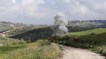 Foto: Drone Mata-mata Israel Jatuh di Lebanon Selatan