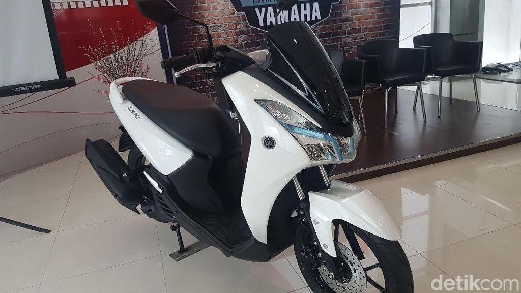 Yamaha Jual Lexi Mulai Rp 19,95 Juta Sampai Rp 22,8 Juta