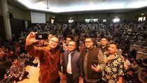 Zulkifli Hasan Populerkan Gerakan Kami Indonesia ke IPB