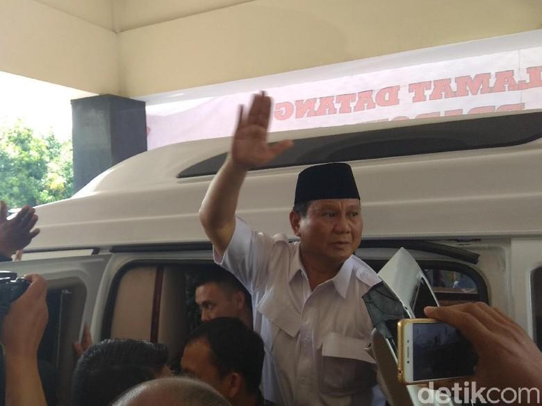 Tuding Elite Bikin Negara Miskin, Prabowo: Saya Sadar, Sudah Tobat