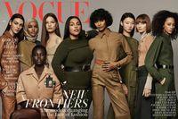 Keren! Halima Aden Jadi Model Berhijab Pertama yang Tampil di Vogue British