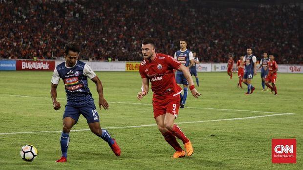Salah satu laga Arema FC disebut juga terindikasi pengaturan skor. (
