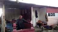 Mbah Jono, Hidup Sebatang Kara di Kompleks Makam di Salatiga