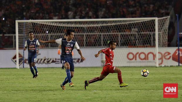Jadwal Siaran Langsung Arema vs Persija di Liga 1 2018