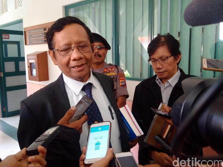 Mahfud Md Ungkap Tawaran dari Jokowi: Menko hingga Jaksa Agung