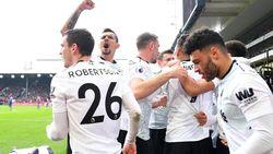 Momen Liverpool Kalahkan Crystal Palace 1-2