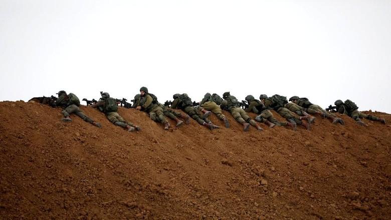 Pasukan Israel Tembak Mati Remaja Palestina di Perbatasan Gaza