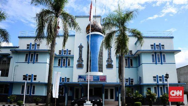 Gedung RRI Solo, sebelumnya merupakan markas SRV yang diresmikan oleh Gusti Nurul.