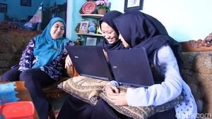 Papa Momong, Mama Kerja Bawa Siswa SMAN 2 Purbalingga ke Amerika