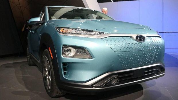 Hyundai Kona Listrik