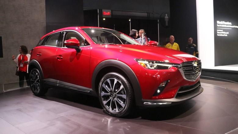 Mazda CX-3. Foto: Motor1