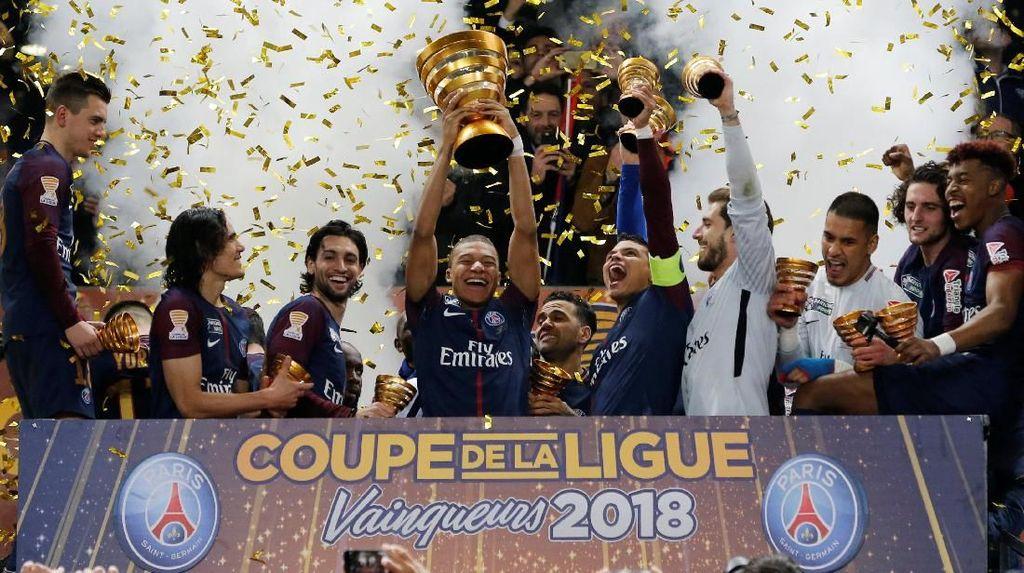 PSG Lolos dari Hukuman UEFA terkait Financial Fair Play