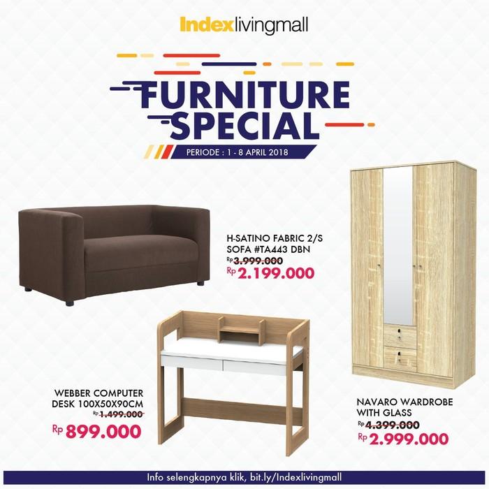 Ada Diskon Spesial Produk Furniture Di Transmart Carrefour