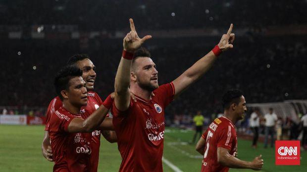 Persija Lolos ke Semifinal Zona ASEAN Piala AFC