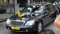 Maybach 62 untuk Raja Malaysia ini punya harga yang juga cukup mahal yaitu US$ 394.000 atau setara dengan Rp 5,4 miliar.Foto: Istimewa