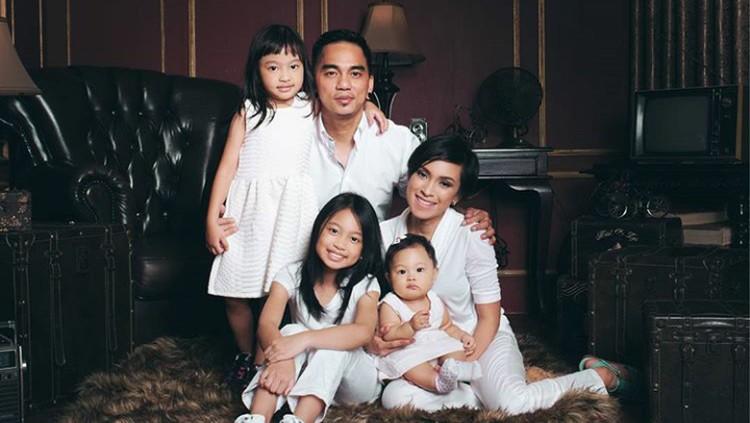 Nggak Bisa Ditawar, 2 Aturan Tegas Enda Ungu untuk Ketiga Putrinya