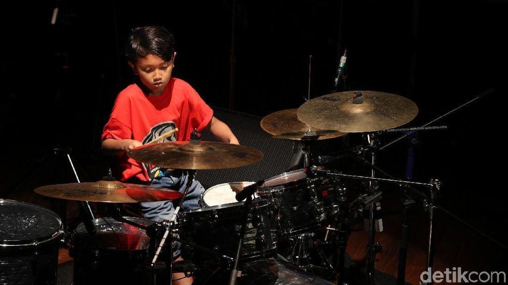 Pesta Budaya Musik Perkusi Melalui IDPFEST 2019