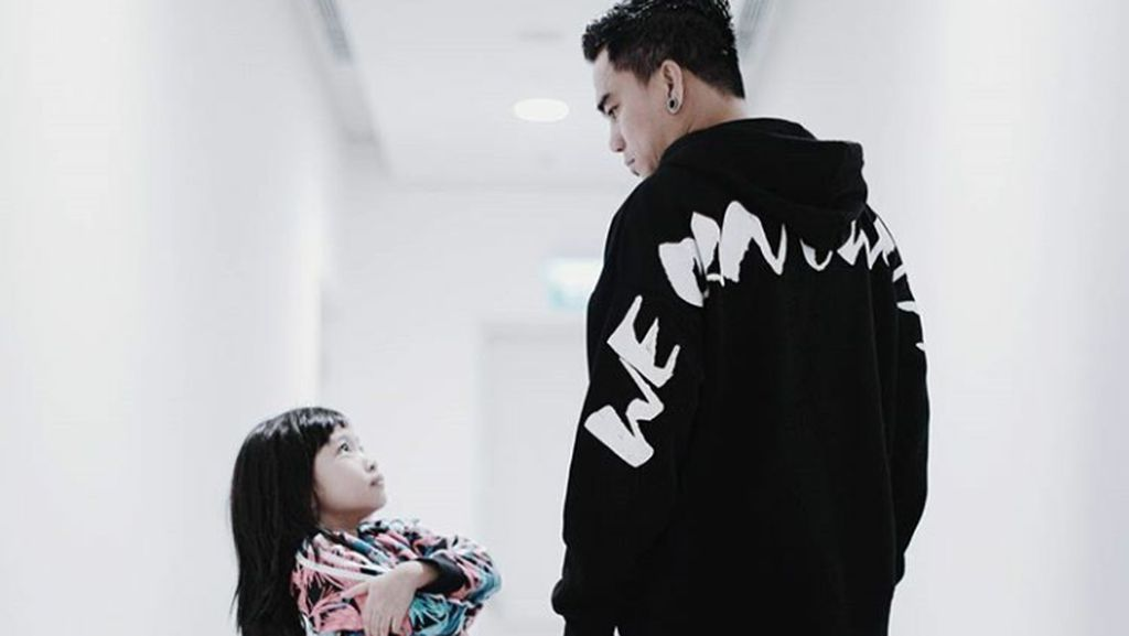 Anaknya Dilecehkan, Ini Pesan Enda Ungu untuk Netizen