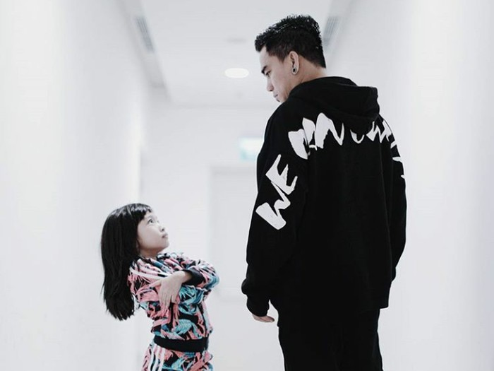 Fatherhood ala Enda Ungu