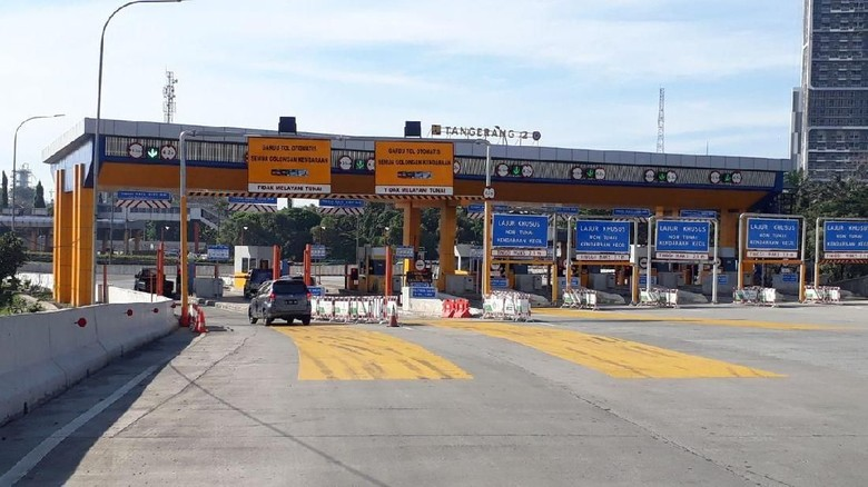 Tol Tangerang Diberlakukan Ganjil-Genap, Ini Jalur Alternatifnya